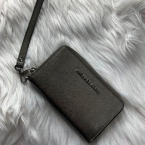 Michael Kors Metallic Wallet Authentic